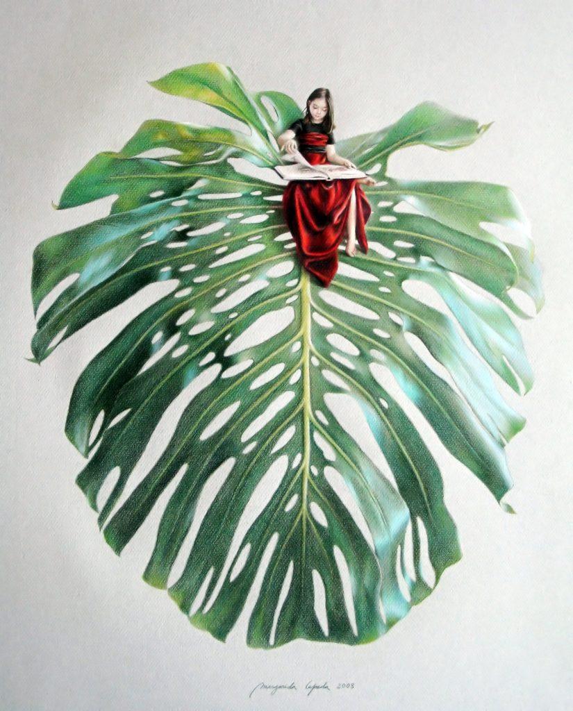MUNDO VERDE (desenho, 2008)