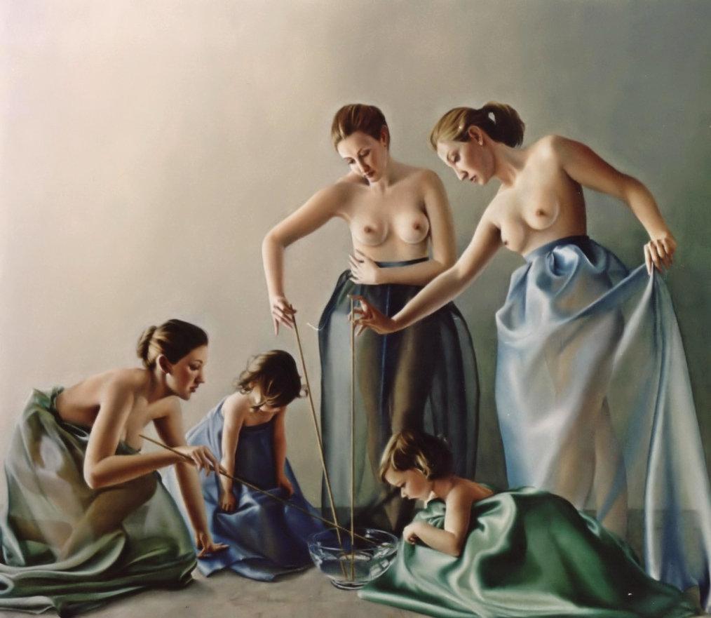 O FEMININO E A ÁGUA