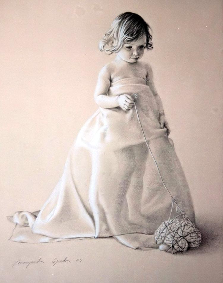 LIBERTANDO (desenho, 31x26 cm, 2003)