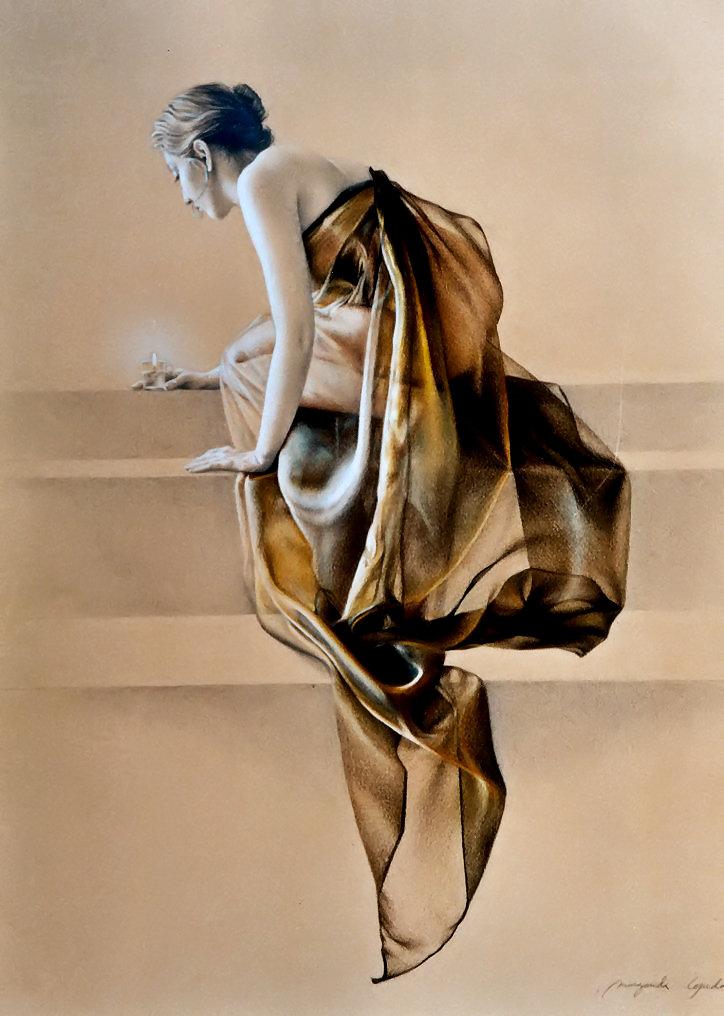 PAUSA DOIRADA (desenho, 2005)