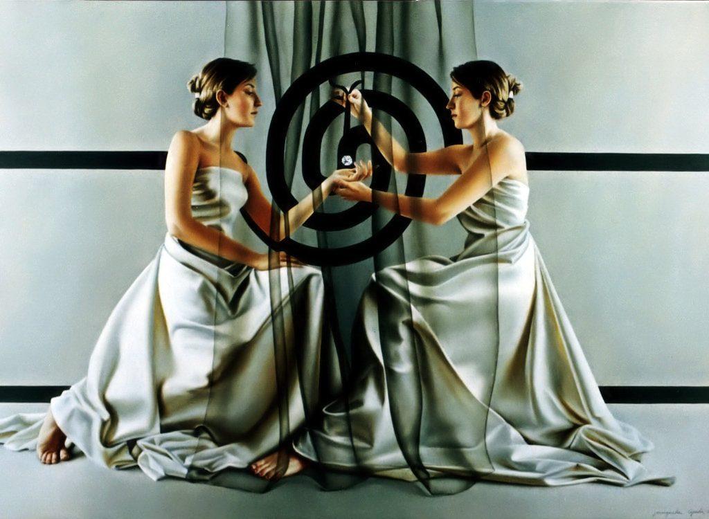OFERTA (óleo sobre tela, 60x90 cm, 2005)